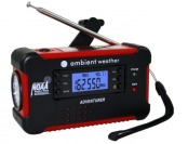 56% off Ambient Weather Adventurer Emergency NOAA Radio