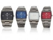 $360 off Steinhausen Matrix Stainless Steel Men's Watch