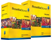 40% or More off Rosetta Stone Language Learning Software