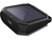 $85 off Eton Rugged Rukus Solar Wireless Sound System
