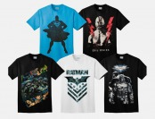 67% off 2-Pack Random DC Comics T-Shirts, Men's & Women's