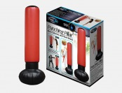 "63% off FineLife 63"" Punching Tower w/ EZ Inflate Foot Pump"