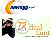 Newegg 72 Hour Sale Event - 100+ Deals, Up to 83% off
