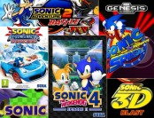 76% off Sonic Everywhere Pack (17 PC Games) Online Download