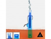 70% off 2-Pk Outdoor Products Survival Filtration Straw