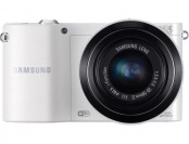 52% off Samsung NX1100 Wi-Fi Digital Camera w/20-50mm Lens
