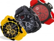 68% off Airwalk Stainless Steel Men's Sports Watches, 14 Styles
