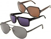 83% off Tumi Polarized Wayfarer Sunglasses ZEISS Lenses, 6 Styles