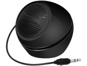 88% off Aluratek APS01F Bump 3.5mm Portable Mini Speaker