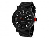 89% off Red Line 18000-01-BB Compressor Silicone Men's Watch
