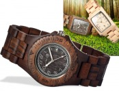 $105 off Earth Wooden Watches, 12 Styles