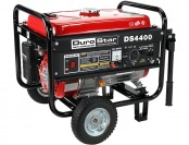 $250 off DuroStar DS4400 4,400-W Portable Gas-Powered Generator