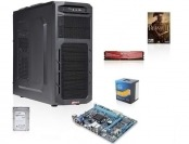 $108 off Intel Core i3 3.4GHz Desktop Barebones PC Kit