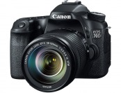 $250 off Canon EOS 70D Digital SLR Camera w/ 18-135mm IS STM Lens