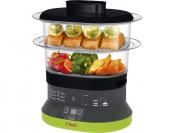 57% off T-fal Balanced Living Compact 4-Qt 2-Tier Food Steamer