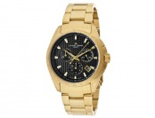 83% off Jacques Lemans GU191E Gold Plated Swiss Men's Watch