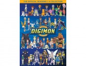 67% off Digimon: The Official Seasons 1-4 DVD Collection