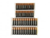 60% off Duracell 48-Pack with 24 AA and 24 AAA Alkaline Batteries
