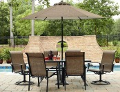 47% off Garden Oasis Harrison 7 Piece Patio Dining Set