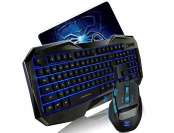 $150 off AULA Gaming Keyboard + 2000 DPI Mouse + Mouse Pad