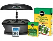 $115 off Miracle-Gro AeroGarden ULTRA Indoor Garden w/ Herb Kit