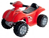50% off Lil' Rider Battery Powered Red Raptor 4 Wheeler