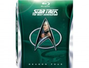 64% off Star Trek: The Next Generation: Season 4 Blu-ray