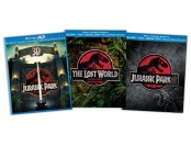 66% off Jurassic Park Blu-ray Trilogy