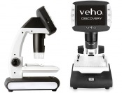 "$60 off Veho Digital 1200x Zoom Microscope w/ 3.5"" View Screen"