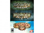 85% off Bioshock Triple Pack [Online Game Code]