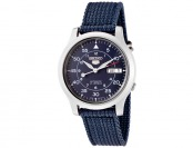 $140 off Seiko SNK807 Seiko 5 Automatic Men's Watch, Blue