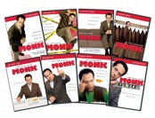 62% off Monk: The Complete Series DVD