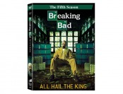 69% off Breaking Bad: The Fifth Season - All Hail the King (DVD)