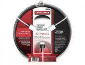 $20 off Craftsman All Rubber Garden Hose 5/8 In. x 50 Ft.