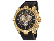 85% off Elini Barokas Fortitudo Swiss Watch, 10179-YG-01-BA