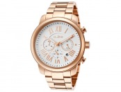 87% off A_Line 80163-RG-22 Rose Tone Women's Watch