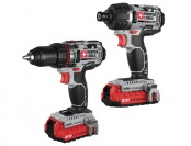 $120 off Porter-Cable PCCK602L2 20V MAX Lithium 2 Tool Combo Kit