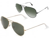 22% off Ray-Ban Aviator Large Metal Sunglasses, 4 Styles