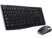 58% off Logitech MK270 Wireless Keyboard & Mouse Combo