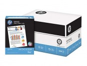 "$26 off HP Office Paper, 8 1/2"" x 11"", Case - 5000 Sheets"