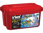 $9 off K'NEX 375 Piece Deluxe Value Tub