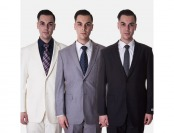 $340 off Men's 2 Piece 2 Button Suits, 7 Styles