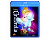 $18 off Cinderella Two-Disc Diamond Edition Blu-ray + DVD