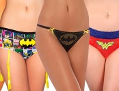 $7 off Women's Undergirl DC Comics Panty Sets, Multiple Styles