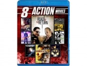 50% off 8-Film Action Collection (Blu-Ray)
