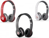 41% off Beats by Dr. Dre Solo HD Headphones (Refurbished), 3 Colors
