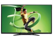 "$165 off Sharp LC-60EQ10U 60"" Aquos LED HDTV + $300 eGift Card"