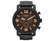 32% off Fossil JR1356 Nate Stainless Steel Watch