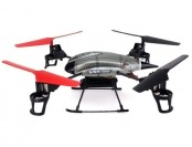 69% off Future Battleship 4-Axis Gyro RC Quadcopter w/ Camera