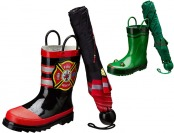 45% off Kids' Rain Boot & Umbrella Sets, 4 Styles